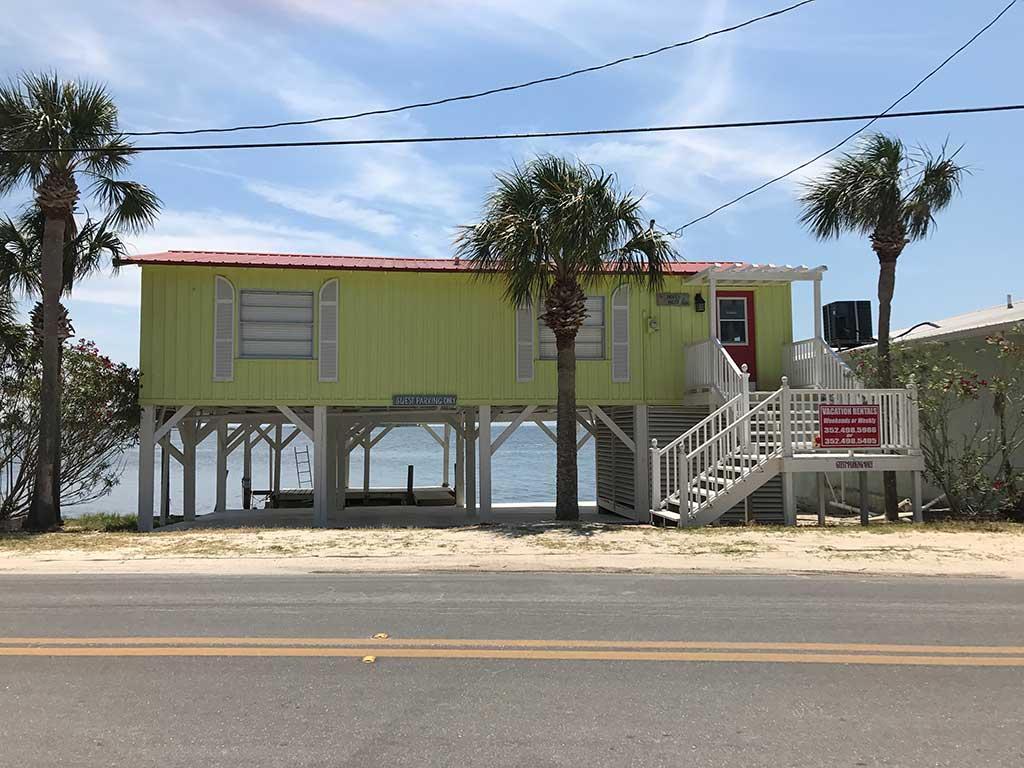 gulf and bayfront properties compass realty of n florida